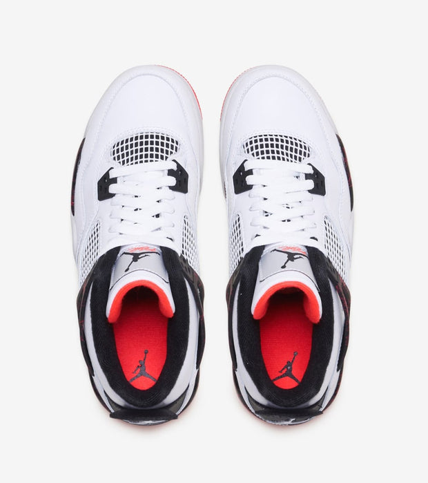 Jordan  Retro 4  White - 408452-116 | Jimmy Jazz