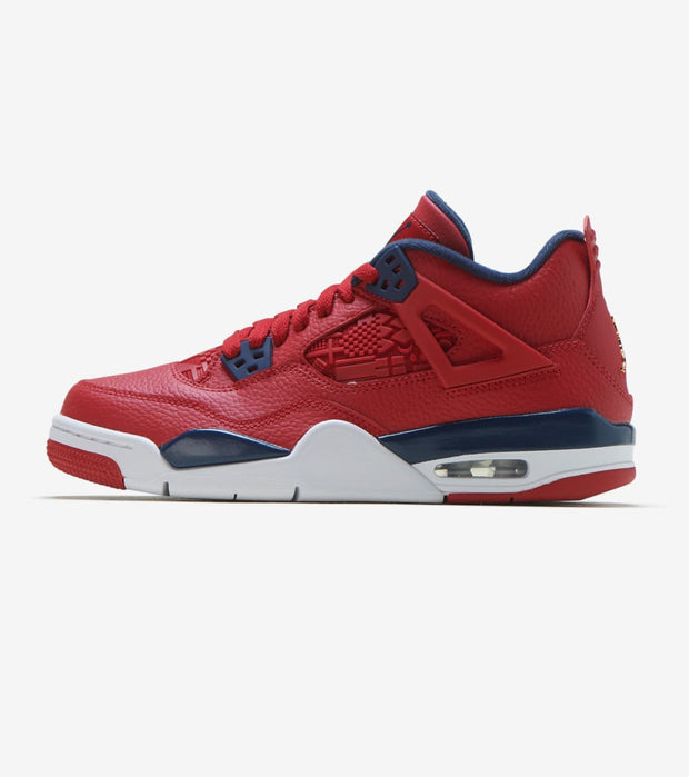 Jordan  Air Jordan 4 Retro SE FIBA  Red - 408452-617 | Jimmy Jazz