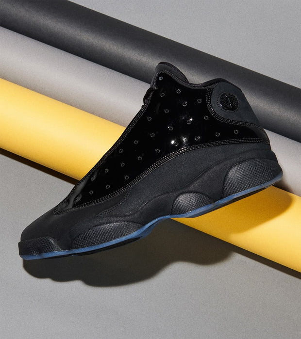 "Jordan  Retro 13 ""Cap and Gown""  Black - 414571-012 