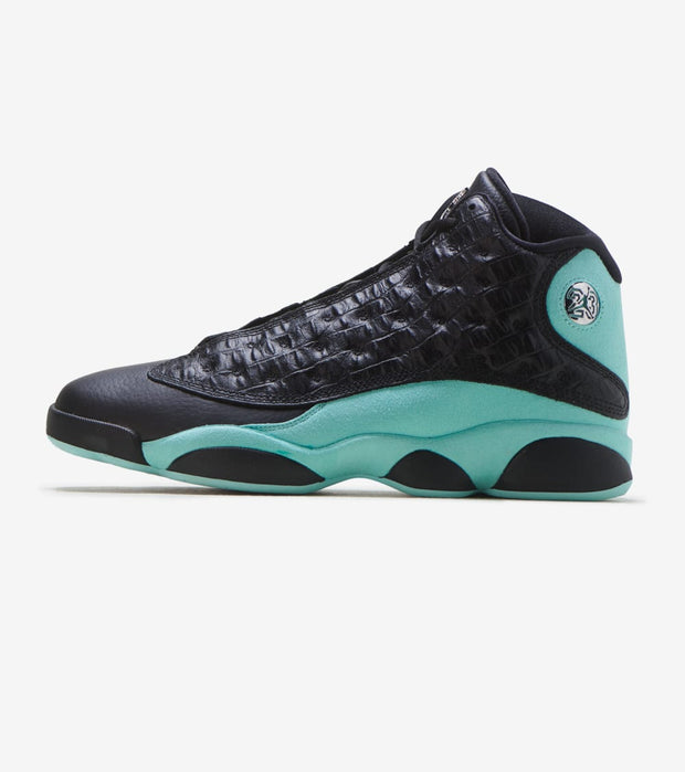 "Jordan  Air Jordan 13 Retro ""Island Green""  Black - 414571-030 