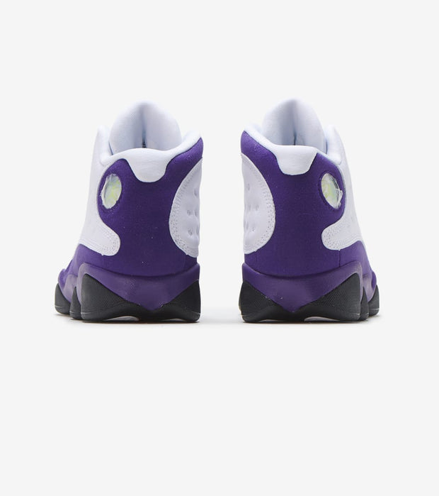 "Jordan  Retro 13 ""Lakers""  Purple - 414575-105 