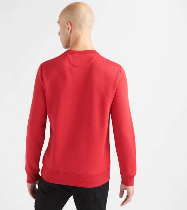 Calvin Klein  Monogram Logo Crewneck  Red - 41QY903-602 | Jimmy Jazz