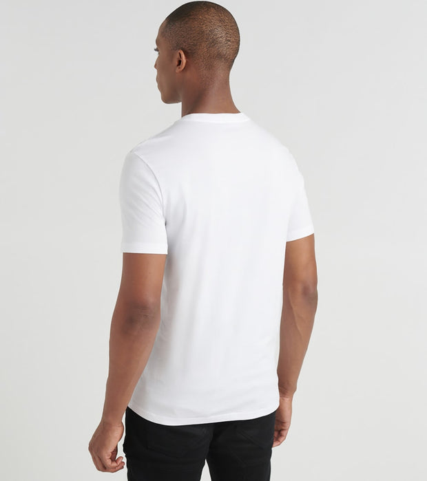 Calvin Klein  Andy Warhol CK Monogram Shadow Tee  White - 41T0151-103 | Jimmy Jazz