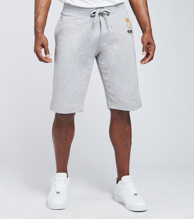 Moschino  Underbear Fleece Shorts  Grey - 43258120-0489 | Jimmy Jazz