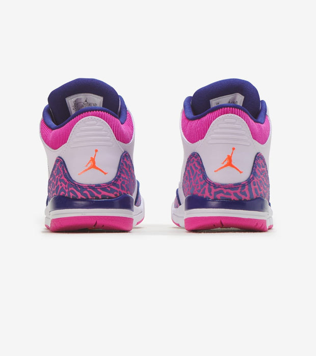 "Jordan  Air Jordan 3 Retro ""Barely Grape""  White - 441141-500 