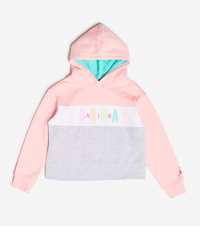 Jordan  Girls Sweets and Treats Pullover Hoodie  Multi - 45A407-A0R | Jimmy Jazz
