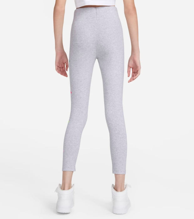 Jordan  Girls Sweets and Treats Leggings  Grey - 45A408-K3G | Jimmy Jazz