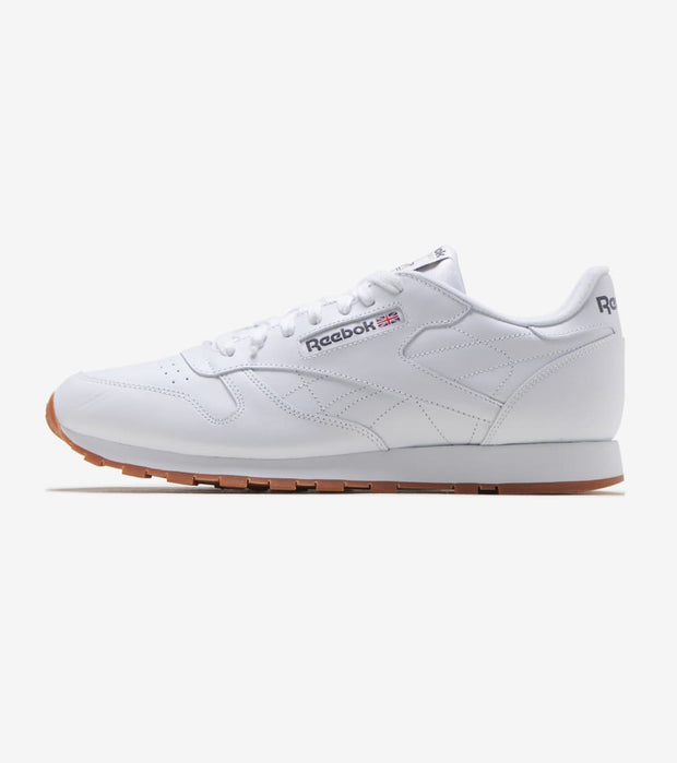 Reebok  Classic Leather  White - 49797 | Jimmy Jazz