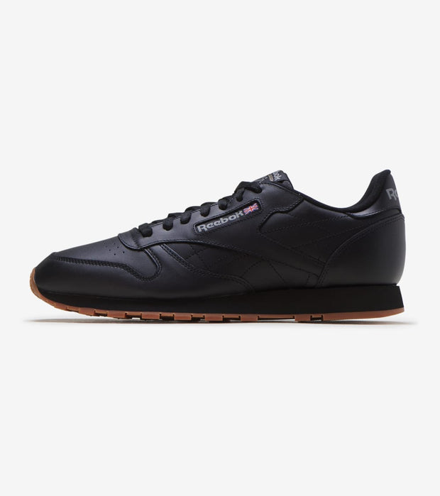 Reebok  Classic Leather  Black - 49798 | Jimmy Jazz