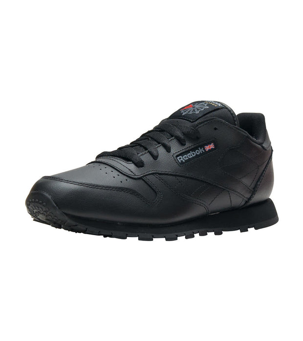 Reebok  Classic Leather Junior  Black - 50148 | Jimmy Jazz