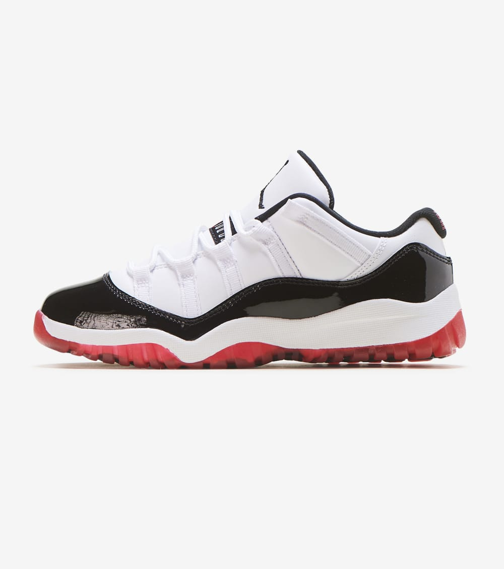 Jordan  ·Air Jordan 11 Retro Low Concord Bred  White - 505835-160 | Jimmy Jazz