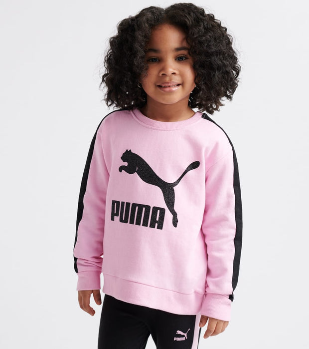 Puma  Classics T7 Hoodie and Legging Set  Pink - 511955806TME-P510 | Jimmy Jazz