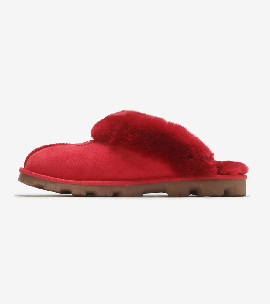 Ugg Coquette Slipper Red 5125 Rbrd Jimmy Jazz