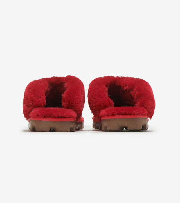 Ugg  Coquette Slipper  Red - 5125-RBRD | Jimmy Jazz