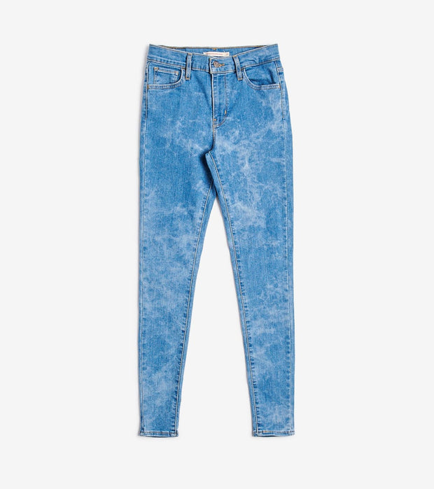 Levis  720 HR Superskinny Quebec Tied Up  Blue - 52797-0207 | Jimmy Jazz