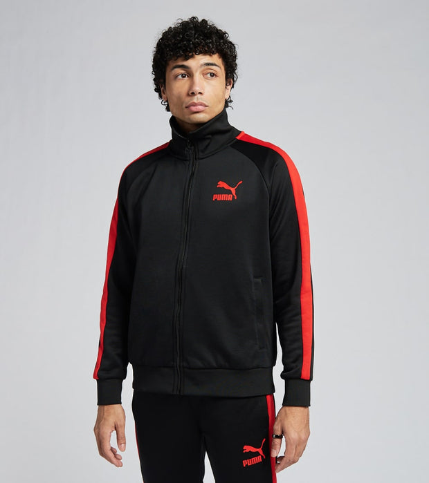 Puma  Iconic T7 Track Jacket  Black - 53009501-001 | Jimmy Jazz