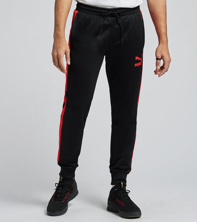 Puma  Iconic T7 Track Pants  Black - 53009901-001 | Jimmy Jazz