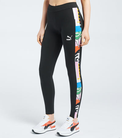 Puma  International T7 Leggings  Black - 53205101-001 | Aractidf