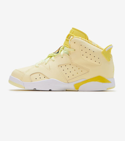 "Jordan  Air Jordan 6 Retro ""Floral""  Yellow - 543389-800 