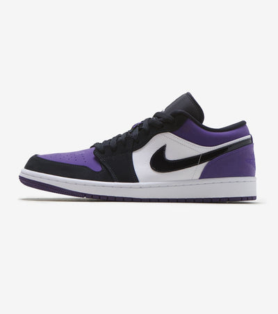 Jordan  Air Jordan 1 Low  Black - 553558-125 | Jimmy Jazz