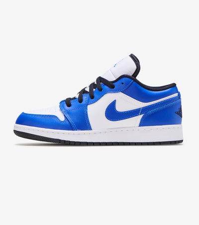 Jordan  Air Jordan 1 Low  Blue - 553560-124 | Jimmy Jazz
