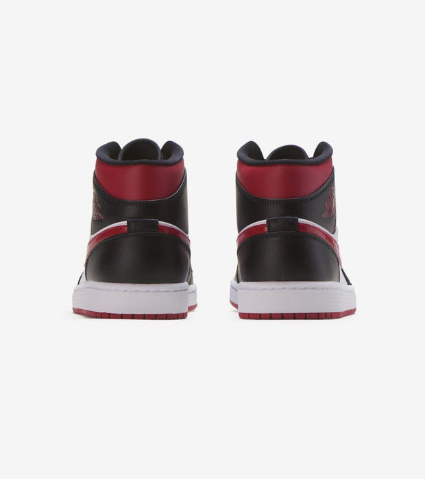 Jordan  Air Jordan 1 Mid  Black - 554724-066 | Jimmy Jazz