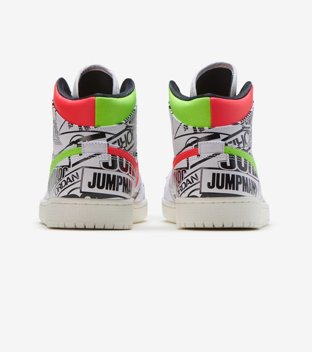 Jordan  Air Jordan 1 Mid  Multi - 554724-119 | Jimmy Jazz