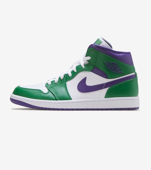 Jordan  Air Jordan 1 Mid  Green - 554724-300 | Jimmy Jazz
