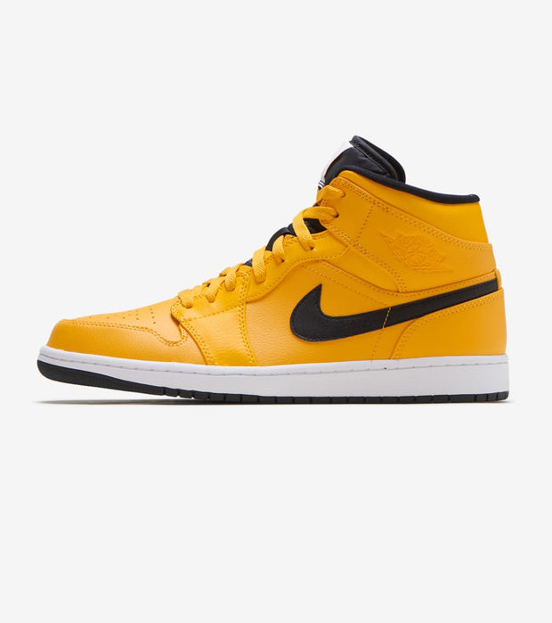 Jordan  Air Jordan 1 Mid  Yellow - 554724-700 | Jimmy Jazz