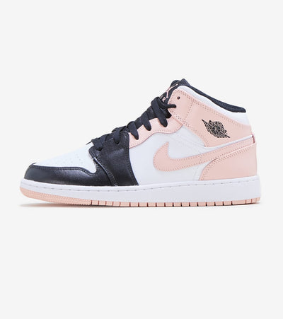 Jordan  Air Jordan 1 Mid  White - 554725-133 | Jimmy Jazz
