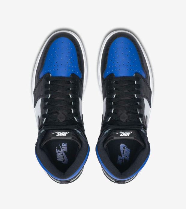 "Jordan  Air Jordan 1 Retro HI OG ""Game Royal""  Black - 555088-041 