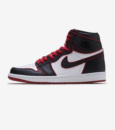 "Jordan  Air Jordan 1 High OG ""Meant To Fly""  Black - 555088-062 