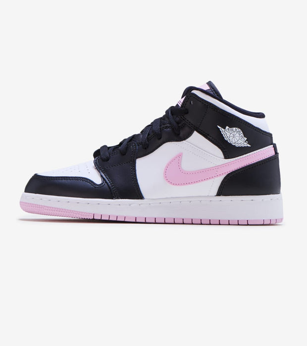 Jordan  Jordan 1 Mid  White - 555112-103 | Jimmy Jazz