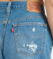 Levis  501 Original Short  Blue - 56327-0110 | Jimmy Jazz