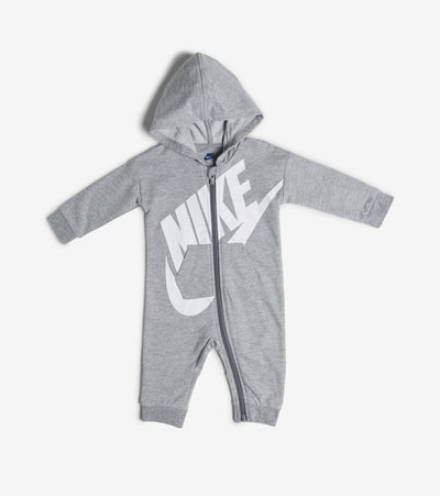 Nike  Newborn All Day Play Coverall  Grey - 56B954-042 | Jimmy Jazz