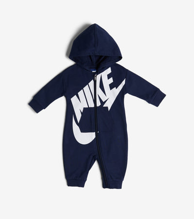 Nike  Newborn All Day Play Coverall  Navy - 56B954-695 | Jimmy Jazz