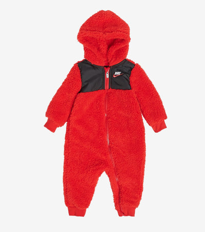 Nike  Boys Sherpa Overalls  Red - 56H236G-U10 | Jimmy Jazz