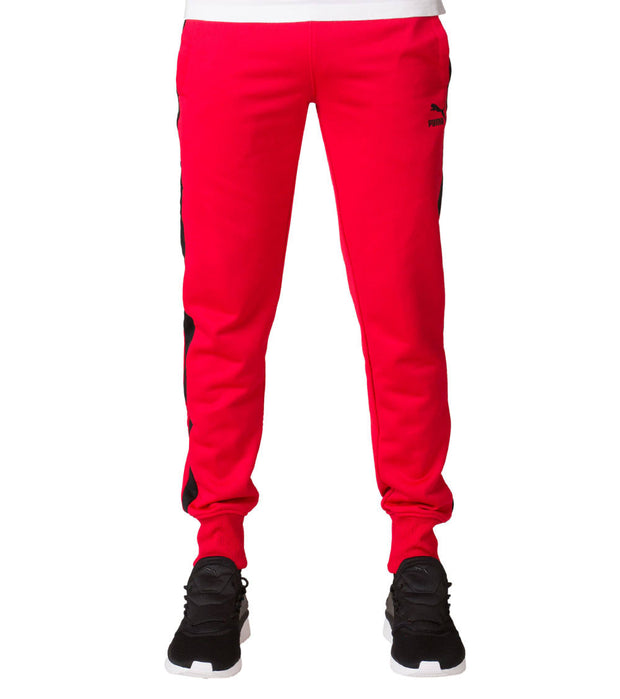 Puma  Archive T7 Track Pant  Red - 57331310-600 | Jimmy Jazz