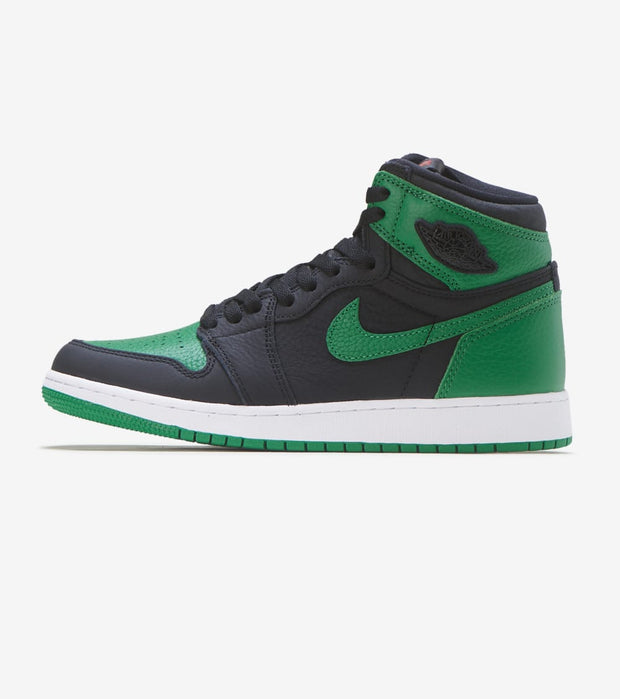 "Jordan  Air Jordan 1 Retro High OG ""Pine Green""  Black - 575441-030 