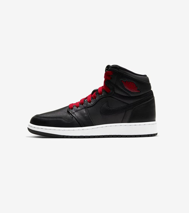 "Jordan  Air Jordan 1 Retro High OG ""Black Satin""  Grey - 575441-060 