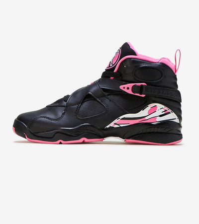Jordan  Retro 8 Pinksicle  Black - 580528-006 | Shin
