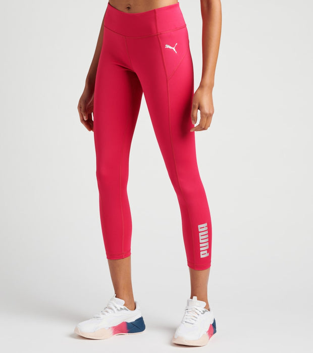 Puma  Ready to Go Logo Leggings  Pink - 58148215-690 | Jimmy Jazz
