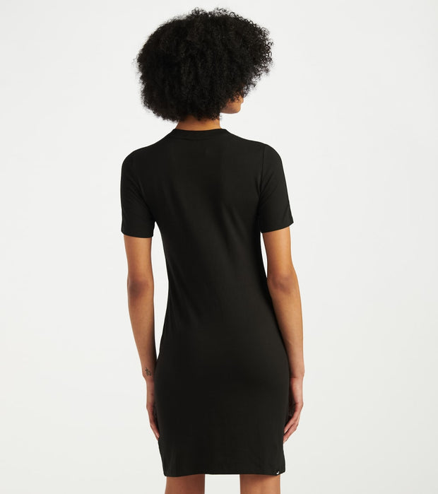 Puma  Essential Fitted Dress  Black - 58175601-001 | Jimmy Jazz