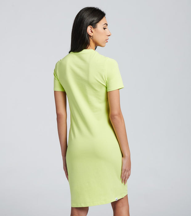 Puma  Essential Fitted Dress  Green - 58175643-300 | Jimmy Jazz