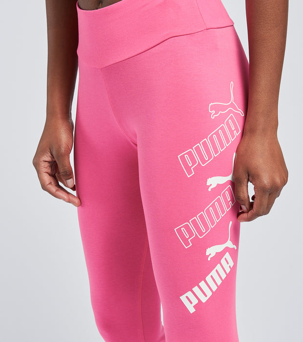 Puma  Amplified Leggings  Pink - 58361625-690 | Jimmy Jazz