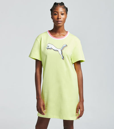 Puma  Celebration Dress  Green - 58415731-300 | Jimmy Jazz