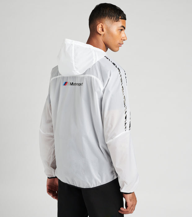 Puma  BMW Motorsport T7 City Runner Jacket  White - 59609302-100 | Jimmy Jazz