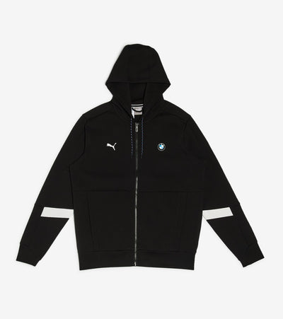 Puma  BMW MMS Hooded Sweat Jacket  Black - 59609701-001 | Jimmy Jazz