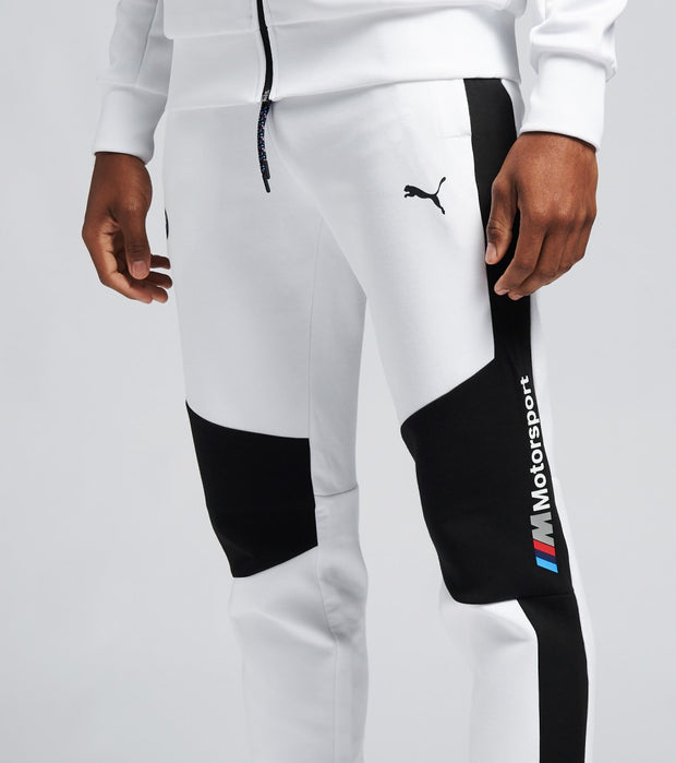 Puma  BMW M Motorsport Sweat Pants CC  White - 59609802-100 | Jimmy Jazz