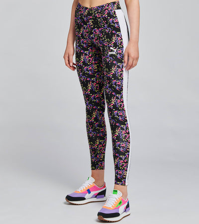 Puma  All Over Print Leggings  Multi - 59625261-001 | Jimmy Jazz